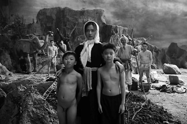 愚公移山 | 杨福东 | 2016