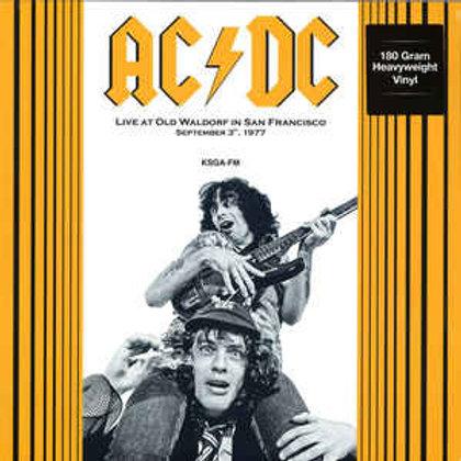 AC/DC – Live At Old Waldorf In San Francisco September1977FM