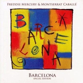 Freddie Mercury & Montserrat Caballé - Barcelona