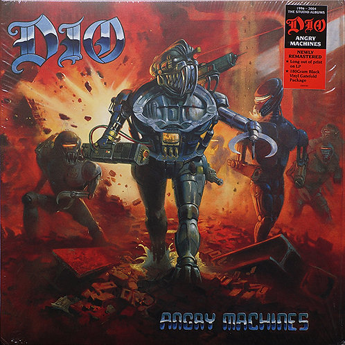 Dio–Angry Machines
