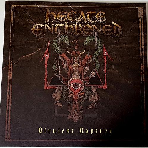 Hecate Enthroned – Virulent Rapture