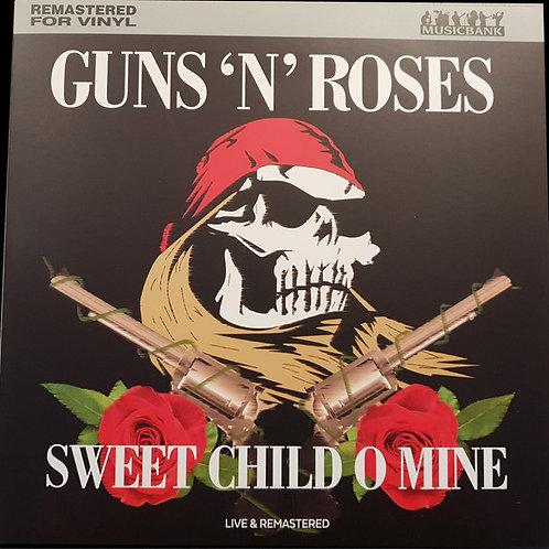 Guns 'N' Roses– Sweet Child O Mine
