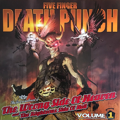 Five Finger Death Punch – The Wrong Side Of Heaven