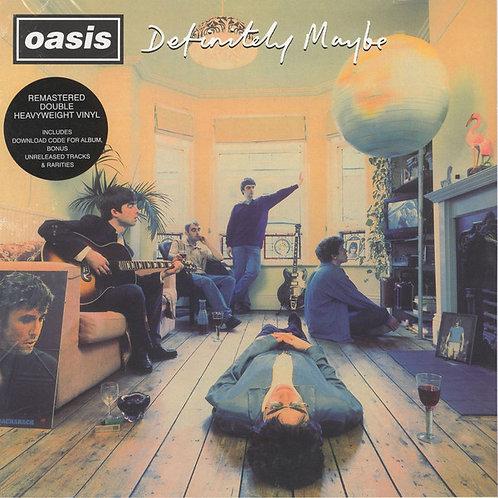 Oasis– Definitely Maybe