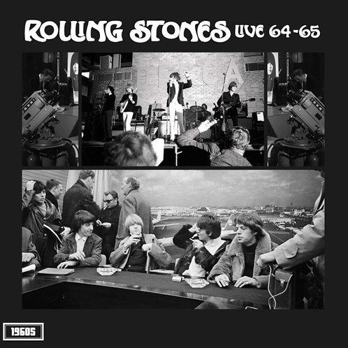 THE ROLLING STONES – LIVE IN LONDON & LA 1964-65