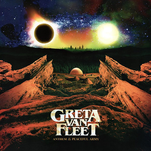 Greta Van Fleet – Anthem Of The Peaceful Army 00602567949756
