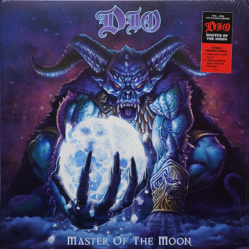 Dio– Master Of The Moon