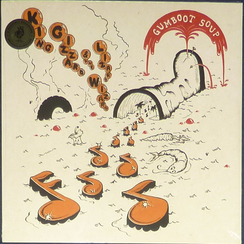 King Gizzard & The Lizard Wizard– Gumboot Soup
