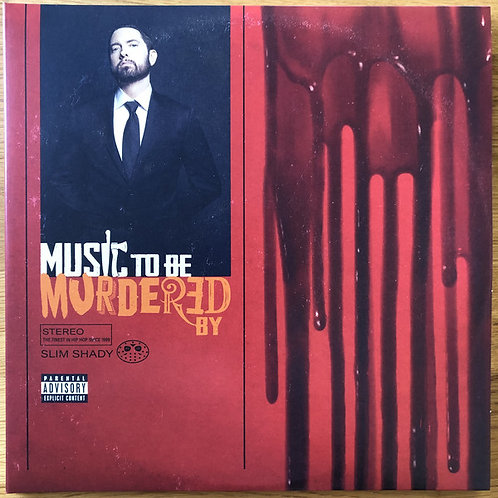 Eminem, Slim Shady – Music To Be Murdered By