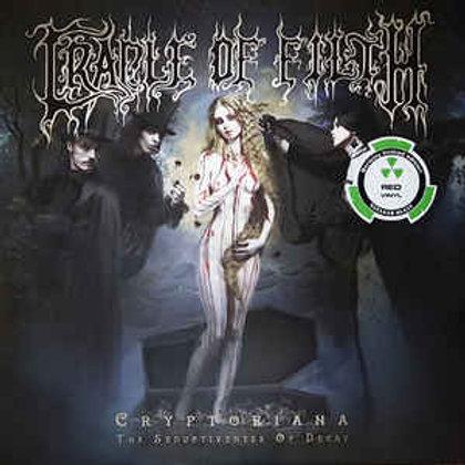 Cradle Of Filth – Cryptoriana - The Seductiveness Of Decay