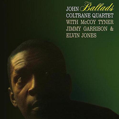 John Coltrane Quartet– Ballads