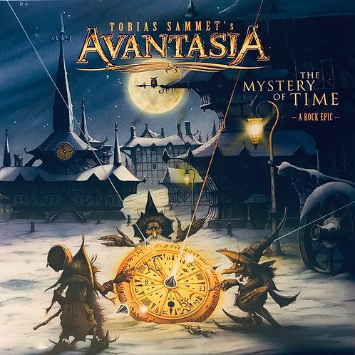Tobias Sammet's Avantasia – The Mystery Of Time (A Rock Epic)