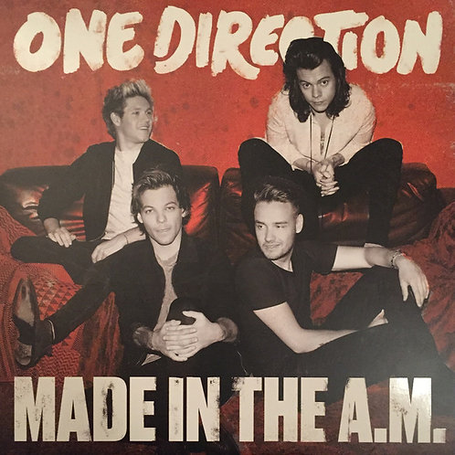 One Direction – Made In The A.M