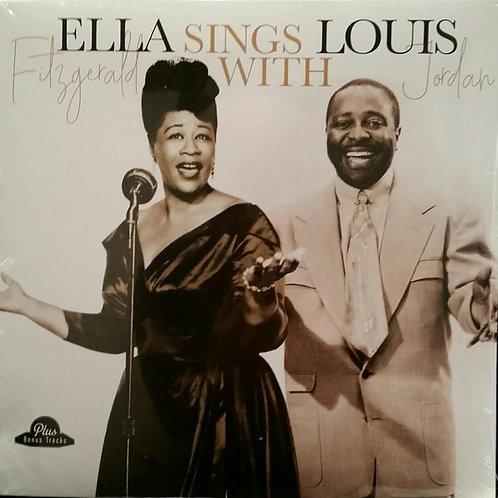 Ella Fitzgerald, Louis Jordan – Ella Fitzgerald Sings With Louis Jordan
