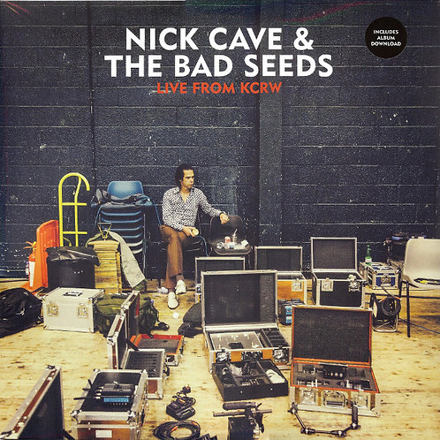 Nick Cave & The Bad Seeds – Live From KCRWNick Cave & The Bad Seeds – Live Fro