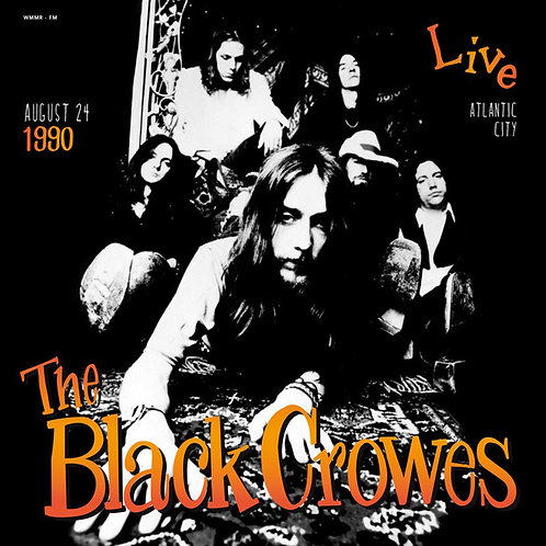 The Black Crowes – Live In Atlantic City 1990