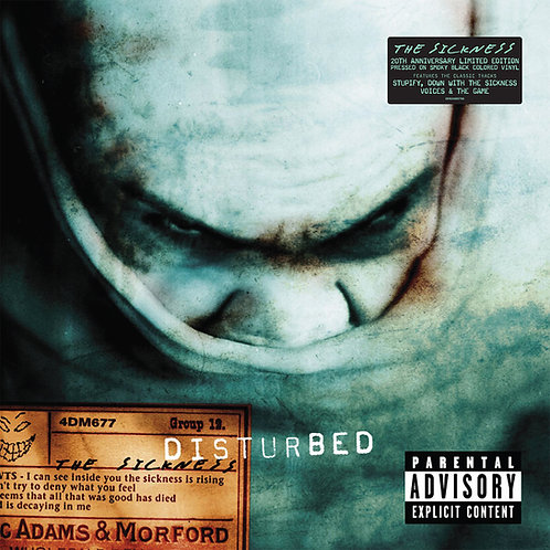 The Sickness: 20th Anniversary Edition