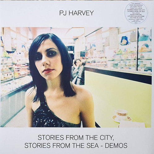 PJ Harvey – Stories From The City, Stories From The Sea - Demos