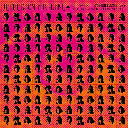 Jefferson Airplane – Acid,Incense And Balloons Rsd 2021