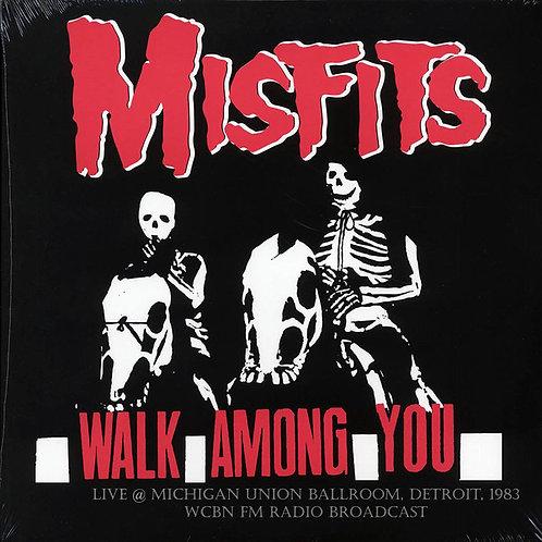 Misfits – Walk Among You Live At Michigan Union Ballroom, Detroit, 1983