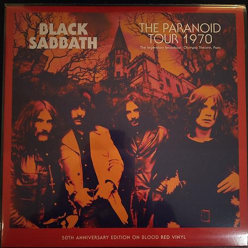 Black Sabbath – The Paranoid Tour 1970