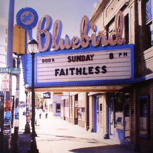 FAITHLESS – Sunday 8pm