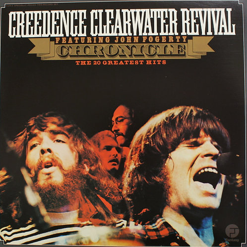 CREEDENCE CLEARWATER REVIVAL – CHRONICLE – THE 20 GREATEST HITS