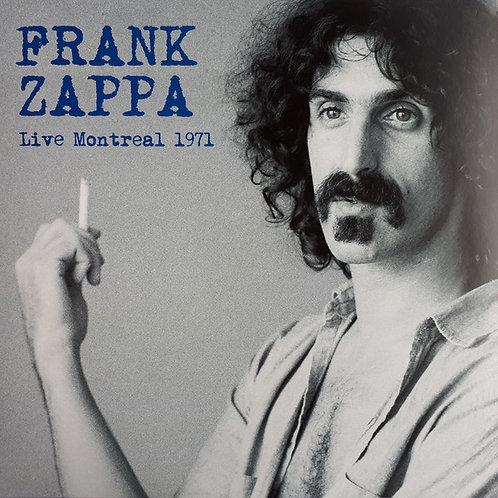 Frank Zappa – Live Montreal 1971