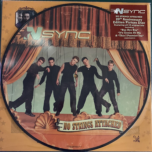 NSYNC – No Strings Attached