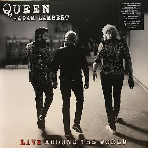 Queen + Adam Lambert – Live Around The World