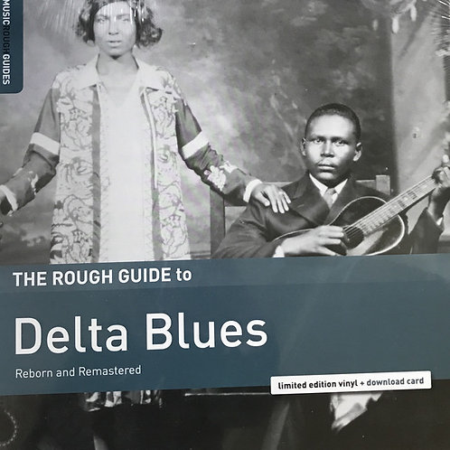 Various – The Rough Guide to Delta Blues