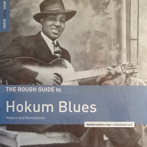 Various – The Rough Guide To Hokum Blues Reborn And Remastered