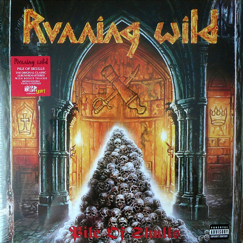 Running Wild – Pile Of Skulls