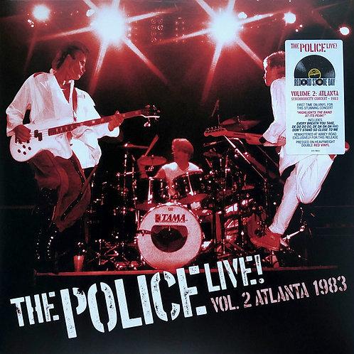 The Police – Live! Vol. 2 Atlanta