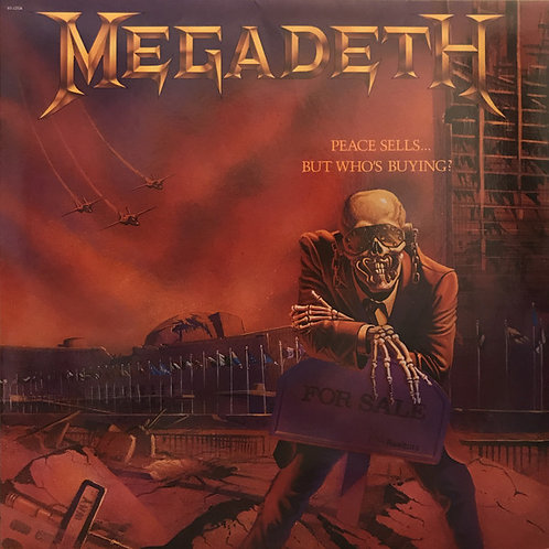 Megadeth – Peace Sells... But Who's Buying?
