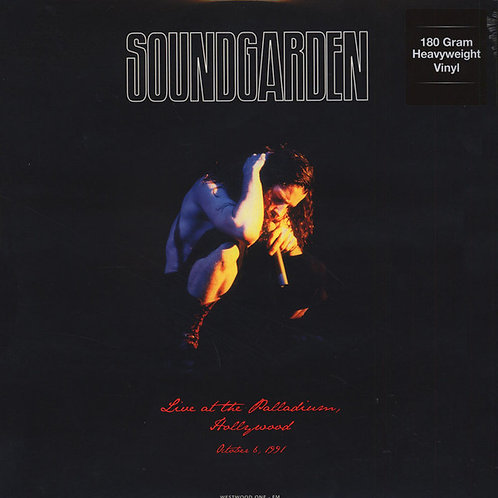 Soundgarden – Live At The Palladium, Hollywood