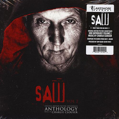 Charlie Clouser – Saw Anthology, Vol. 2 (Original Motion Picture Soundtrack)