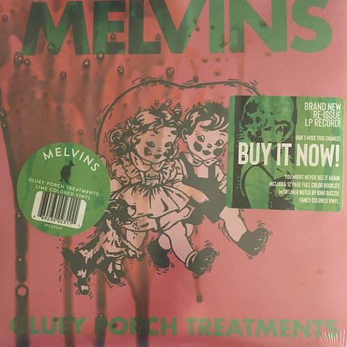 Melvins – Gluey Porch Treatments