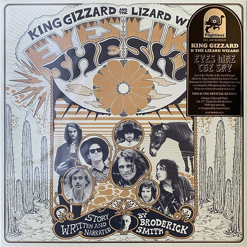 King Gizzard And The Lizard Wizard – Eyes Like The Sky