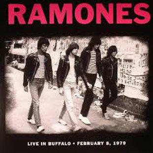 Ramones – Live In Buffalo, February 8, 1979
