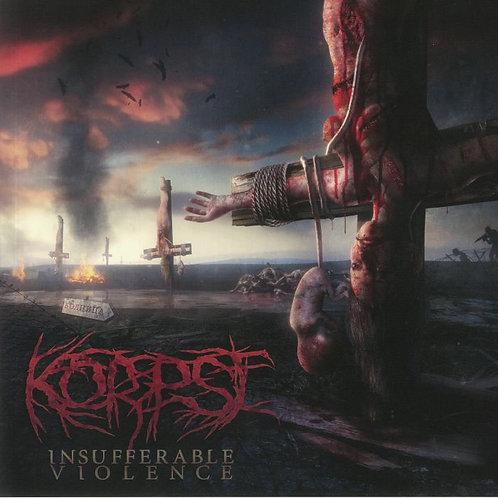 KORPSE-Insufferable Violence