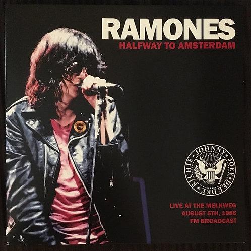 Ramones – Halfway To Amsterdam (Live At The Melkweg)