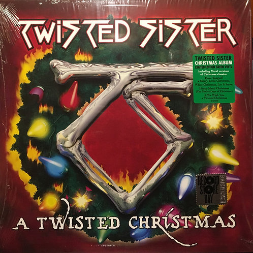 Twisted Sister – A Twisted Christmas