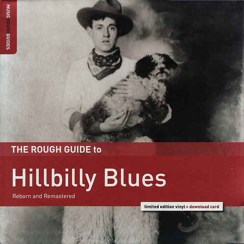 Various – The Rough Guide To Hillbilly Blues