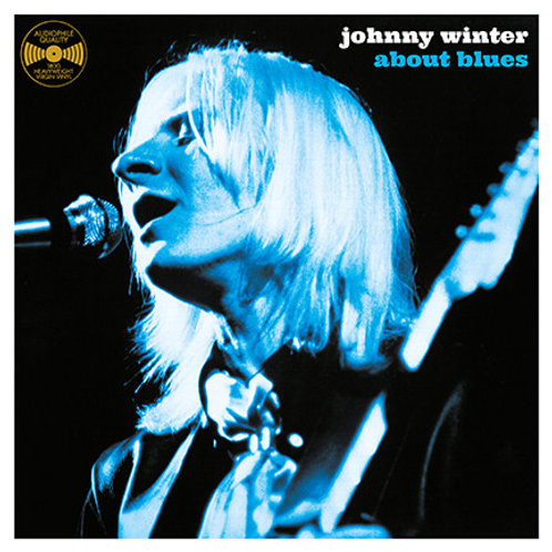 Johnny Winter – About Blues
