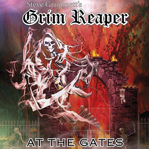 Steve Grimmett's Grim Reaper– At The Gates
