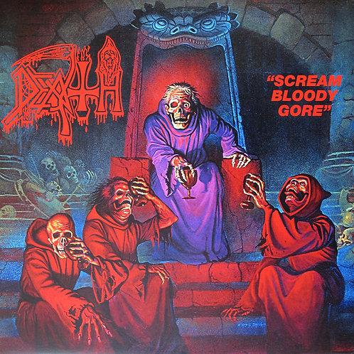 Death– Scream Bloody Gore