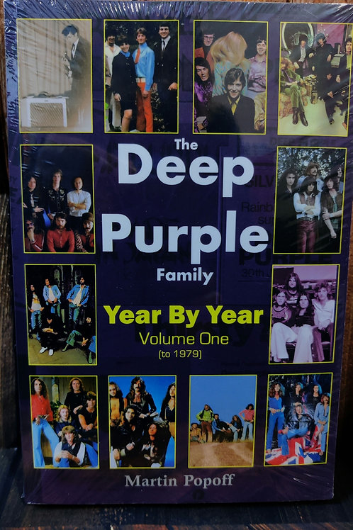 The Deep Purple Family: Year by Year (- 1979)
