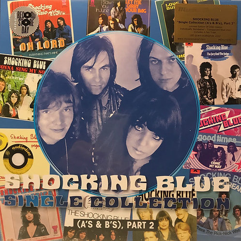 Shocking Blue – Single Collection (A's & B's), Part 2