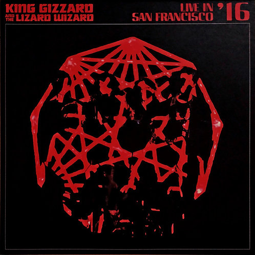 King Gizzard And The Lizard Wizard – Live In San Francisco '16